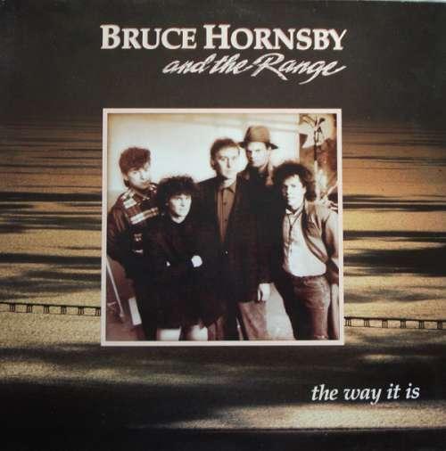 Cover zu Bruce Hornsby And The Range - The Way It Is (LP, Album) Schallplatten Ankauf