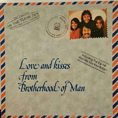 Cover Brotherhood Of Man - Love And Kisses From (LP, Album) Schallplatten Ankauf