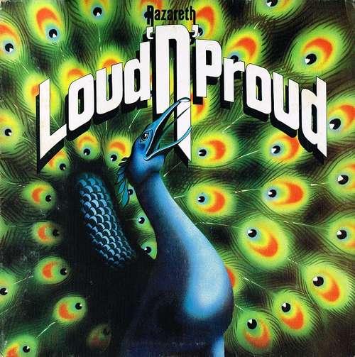Cover Nazareth (2) - Loud'N'Proud (LP, Album, Gat) Schallplatten Ankauf