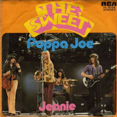 Bild The Sweet - Poppa Joe / Jeanie (7, Single) Schallplatten Ankauf