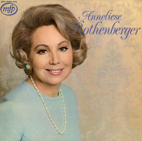 Bild Anneliese Rothenberger - Annelies Rothenberger (LP) Schallplatten Ankauf