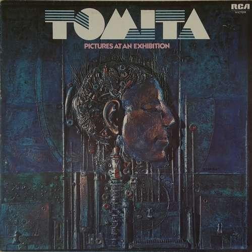 Cover zu Tomita - Pictures At An Exhibition (LP, Album) Schallplatten Ankauf