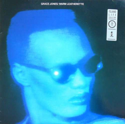 Cover zu Grace Jones - Warm Leatherette (LP, Album, RE) Schallplatten Ankauf