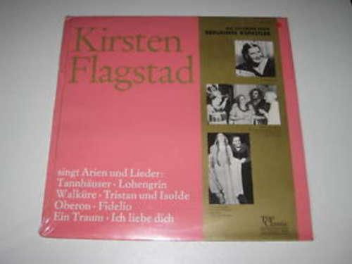 Bild Kirsten Flagstad - Singt Arien - Chante Des Airs D'Opéra - Chanta Delle Arie D'Opera (LP, Album) Schallplatten Ankauf