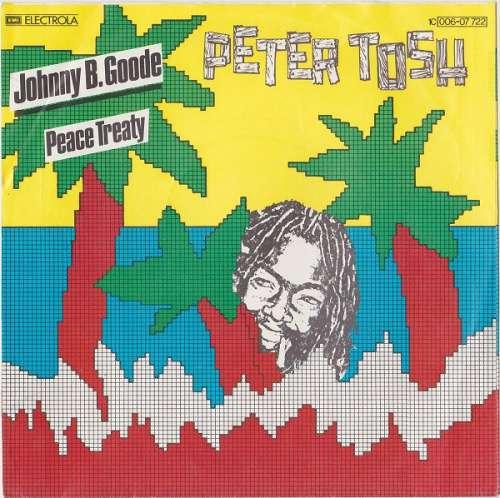 Bild Peter Tosh - Johnny B. Goode (7, Single) Schallplatten Ankauf