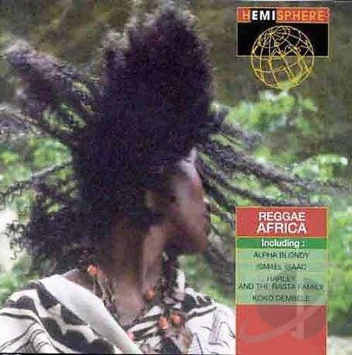 Bild Various - Reggae Africa (CD, Comp) Schallplatten Ankauf