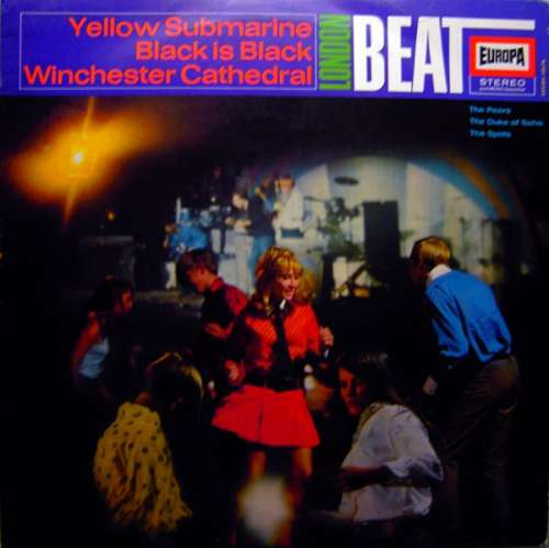 Bild Various - London Beat (LP, Comp) Schallplatten Ankauf
