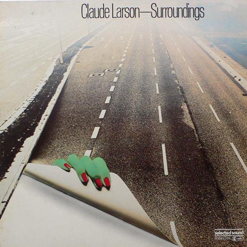 Cover Claude Larson - Surroundings (LP) Schallplatten Ankauf