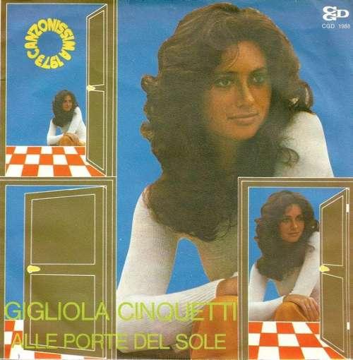 Bild Gigliola Cinquetti - Alle Porte Del Sole (7, Single) Schallplatten Ankauf