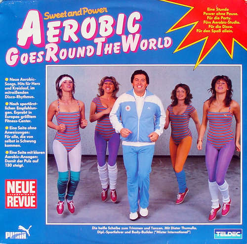 Bild Wilfried Bales - Sweet And Power - Aerobics Goes Round The World (LP, Album) Schallplatten Ankauf