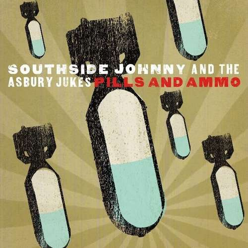 Bild Southside Johnny And The Asbury Jukes* - Pills And Ammo (LP, Album) Schallplatten Ankauf