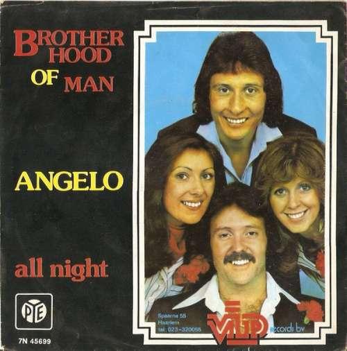 Bild Brotherhood Of Man - Angelo (7, Single, Pus) Schallplatten Ankauf