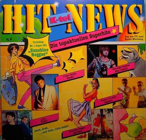 Cover Various - Hit-News (LP, Comp) Schallplatten Ankauf