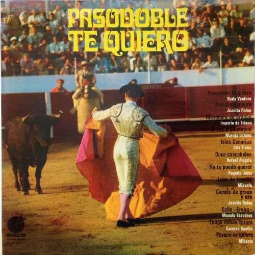 Cover Various - Pasodoble Te Quiero (LP, Comp) Schallplatten Ankauf