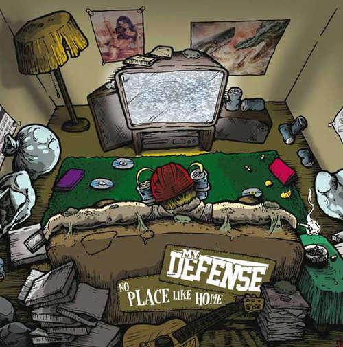 Bild My Defense - No Place Like Home (LP, Tra) Schallplatten Ankauf
