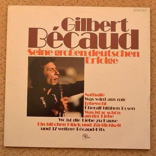 Bild Gilbert Bécaud - Seine Großen Deutschen Erfolge (2xLP, Comp) Schallplatten Ankauf