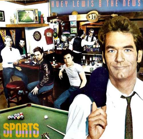 Bild Huey Lewis And The News* - Sports (LP, Album) Schallplatten Ankauf