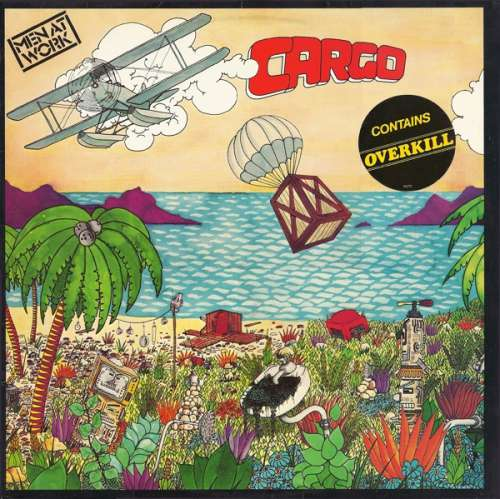 Bild Men At Work - Cargo (LP, Album) Schallplatten Ankauf