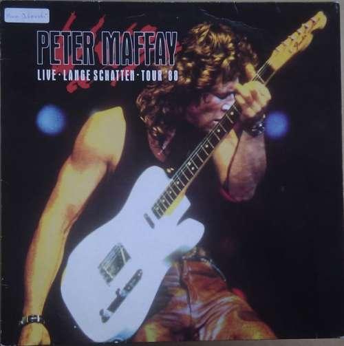 Cover zu Peter Maffay - Live: Lange Schatten Tour '88 (LP, Album) Schallplatten Ankauf