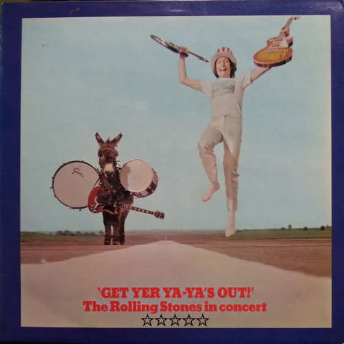 Cover The Rolling Stones - Get Yer Ya-Ya's Out! - The Rolling Stones In Concert (LP, Album, RP) Schallplatten Ankauf