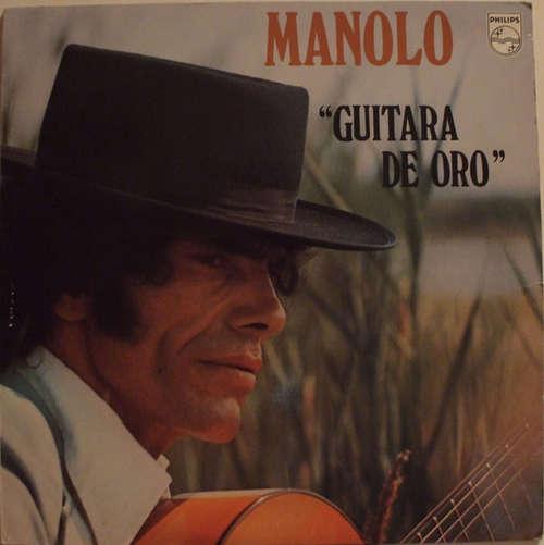 Cover Manolo (21) - Guitara De Oro (LP, Album) Schallplatten Ankauf
