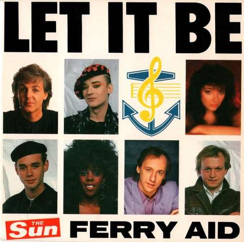 Bild Ferry Aid - Let It Be (7, Single) Schallplatten Ankauf