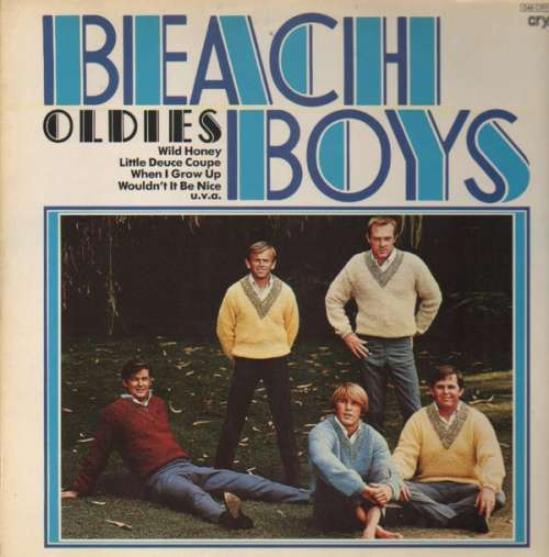 Bild The Beach Boys - Oldies (LP, Comp) Schallplatten Ankauf