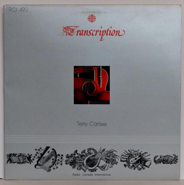 Bild Terry Carisse - Terry Carisse (LP) Schallplatten Ankauf