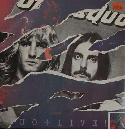 Cover zu Status Quo - Live (2xLP, Album, Gat) Schallplatten Ankauf