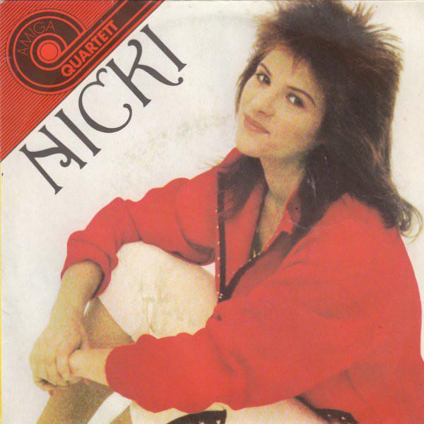 Cover zu Nicki - Nicki (7, EP) Schallplatten Ankauf