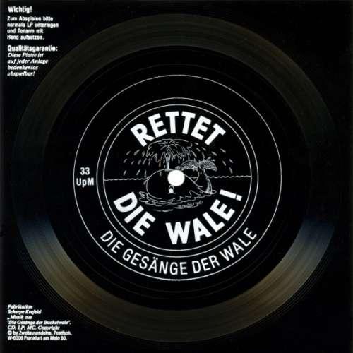 Bild Unknown Artist - Rettet Die Wale! - Die Gesänge Der Wale (Flexi, 6, S/Sided) Schallplatten Ankauf