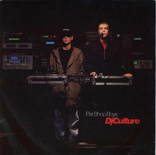 Cover Pet Shop Boys - DJ Culture (7, Single) Schallplatten Ankauf