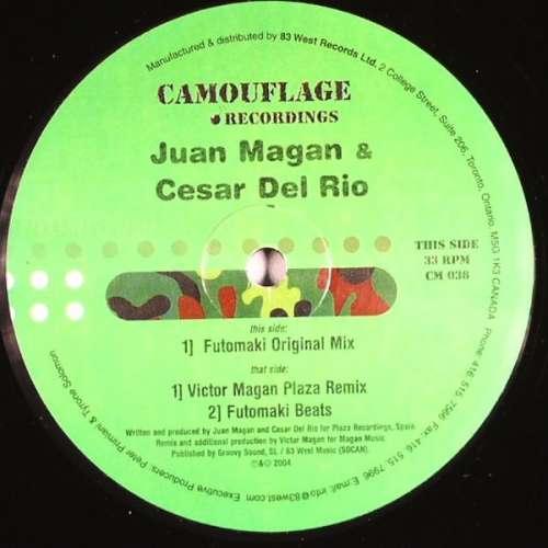 Bild Juan Magan & Cesar Del Rio* - Futomaki (12) Schallplatten Ankauf
