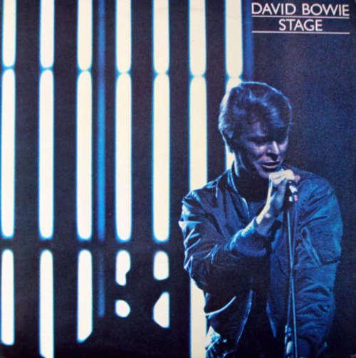 Cover David Bowie - Stage (2xLP, Album) Schallplatten Ankauf