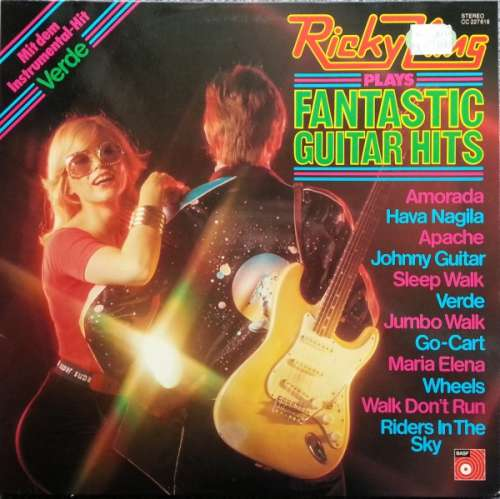 Bild Ricky King - Ricky King Plays Fantastic Guitar Hits (LP) Schallplatten Ankauf