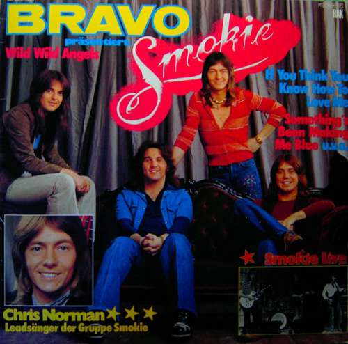 Bild Smokie - BRAVO Präsentiert Smokie (LP, Comp) Schallplatten Ankauf