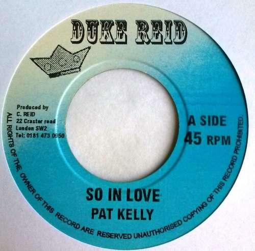 Bild Pat Kelly - So In Love (7, Single, RE) Schallplatten Ankauf