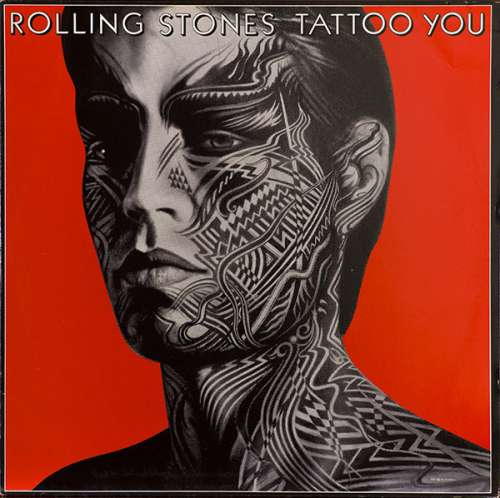 Cover Rolling Stones* - Tattoo You (LP, Album) Schallplatten Ankauf