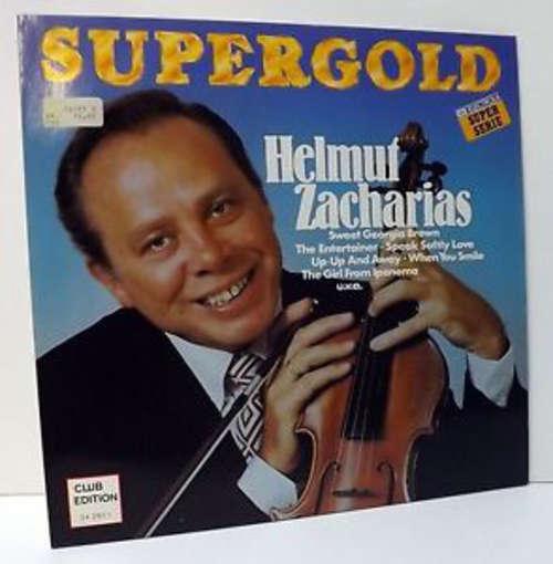 Bild Helmut Zacharias - Supergold (LP, Comp, Club) Schallplatten Ankauf
