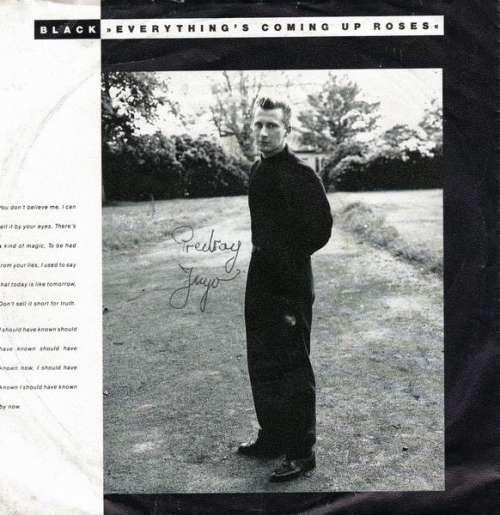 Bild Black (2) - Everything's Coming Up Roses (7, Single) Schallplatten Ankauf