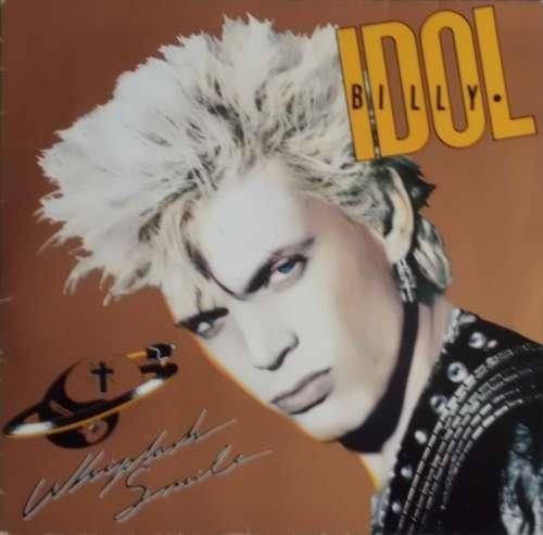 Cover Billy Idol - Whiplash Smile (LP, Album) Schallplatten Ankauf