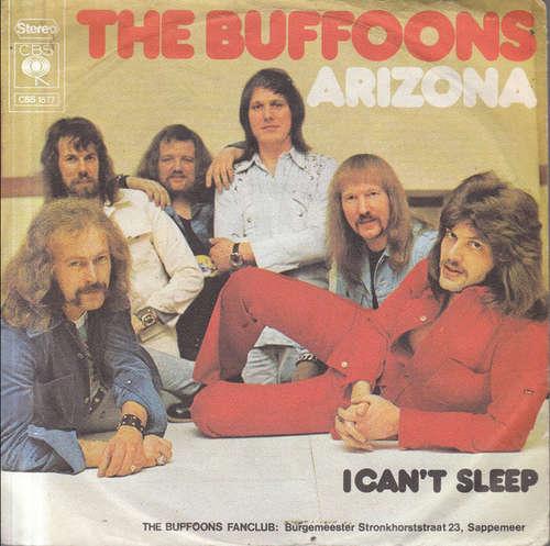 Bild The Buffoons - Arizona (7, Single) Schallplatten Ankauf