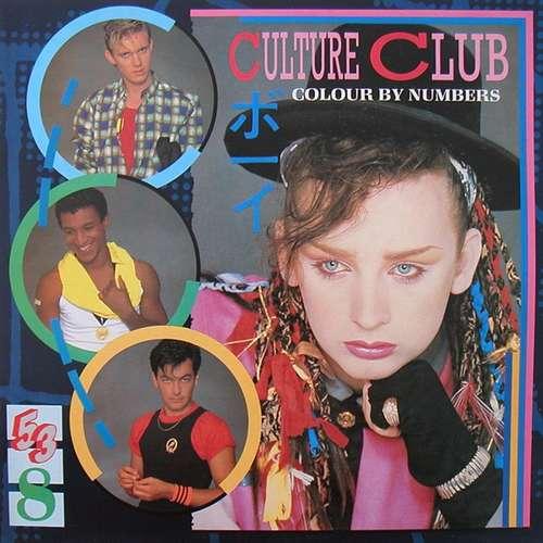 Cover Culture Club - Colour By Numbers (LP, Album) Schallplatten Ankauf