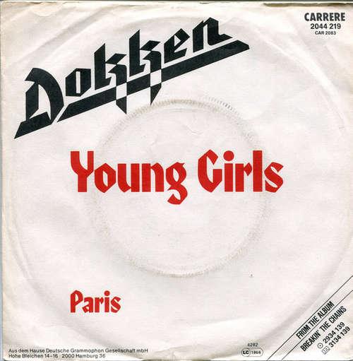 Bild Dokken - Young Girls (7, Single) Schallplatten Ankauf