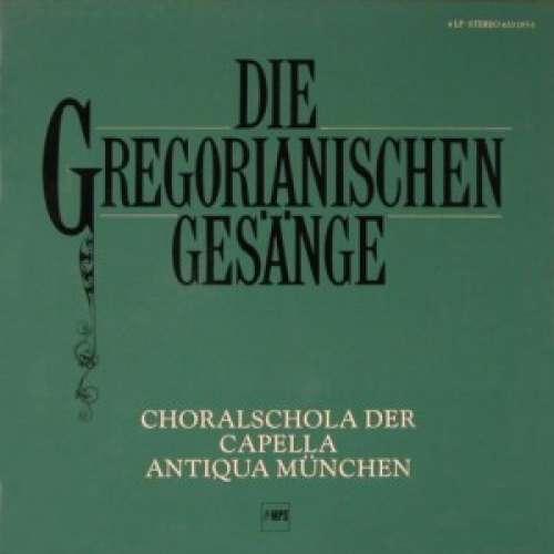 Bild Choralschola Der Capella Antiqua München - Die Gregorianischen Gesänge (4xLP, Album + Box, RE) Schallplatten Ankauf