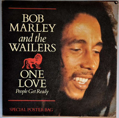 Cover Bob Marley And The Wailers* - One Love / People Get Ready (7, Single, Pos) Schallplatten Ankauf