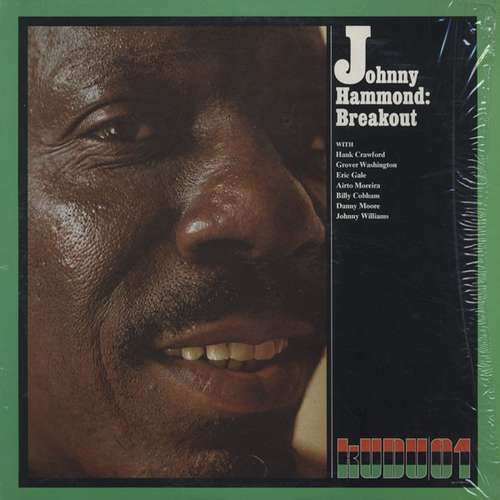 Bild Johnny Hammond - Breakout (LP, Album) Schallplatten Ankauf