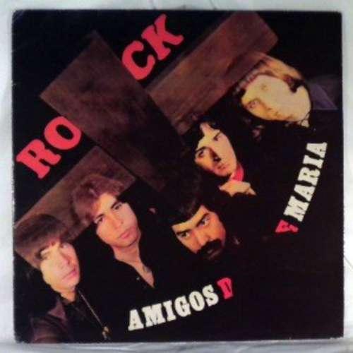 Bild Amigos De María - Rock (LP, Album, Ltd, RE) Schallplatten Ankauf