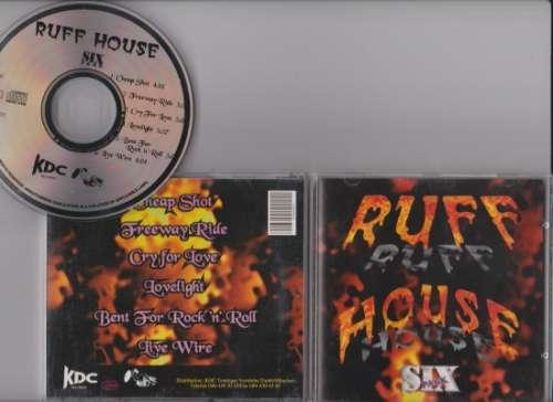 Bild Ruff House - Six Pack (CD, Album) Schallplatten Ankauf