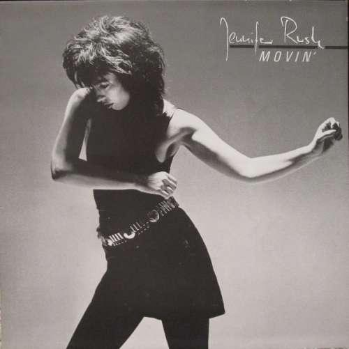 Bild Jennifer Rush - Movin' (LP, Album) Schallplatten Ankauf
